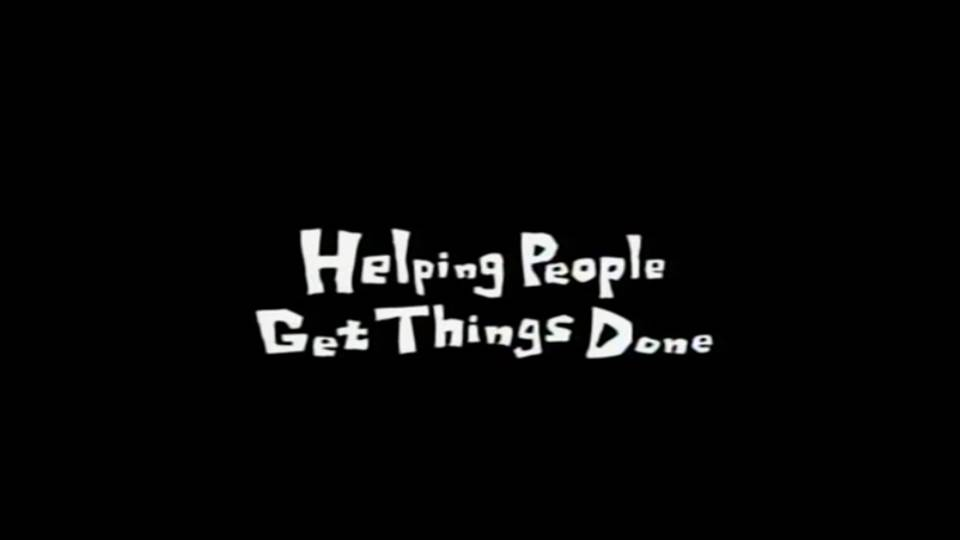 Helping people get things done